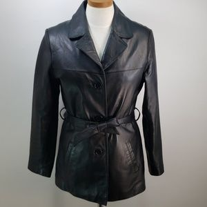 MILL VALLEY SHEEPSKIN AND LEATHER CO. COAT SIZE 8
